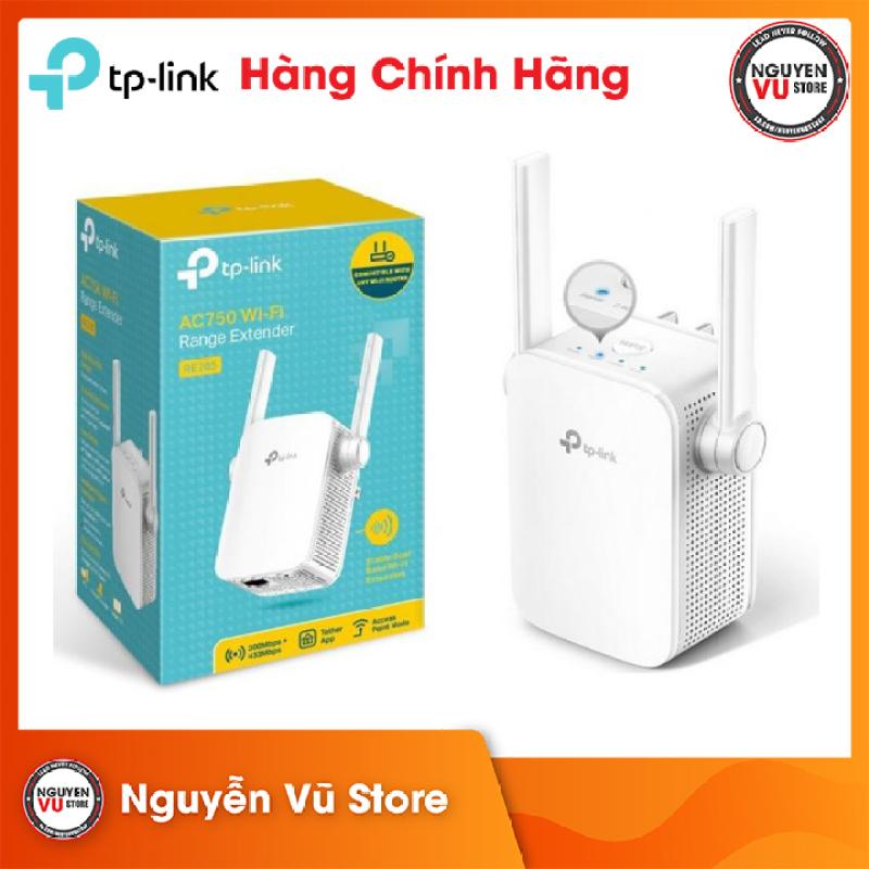 Bảng giá Bộ Kích Sóng Wi-Fi Băng Tần Kép TP-Link RE205 AC750 - Hàng Chính Hãng Phong Vũ