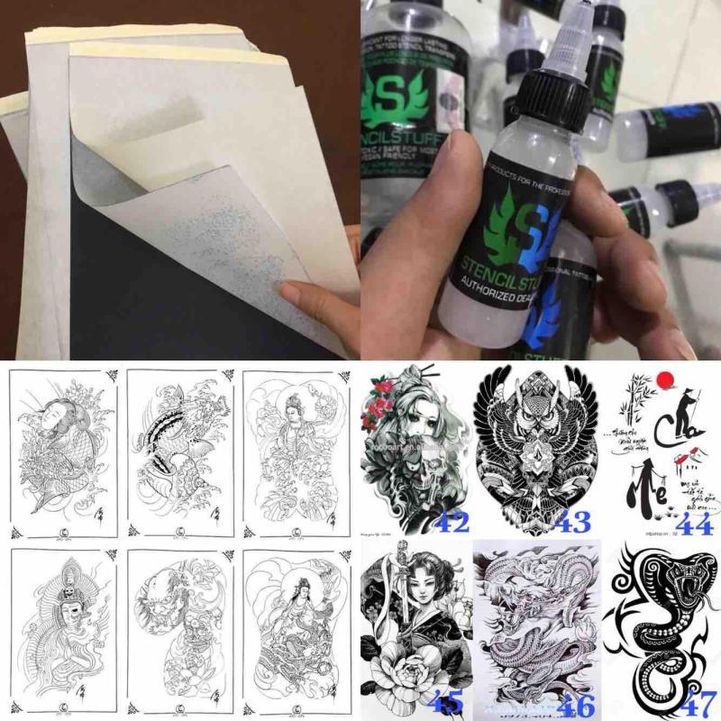 Trọn bộ scan in hình xăm tattoo