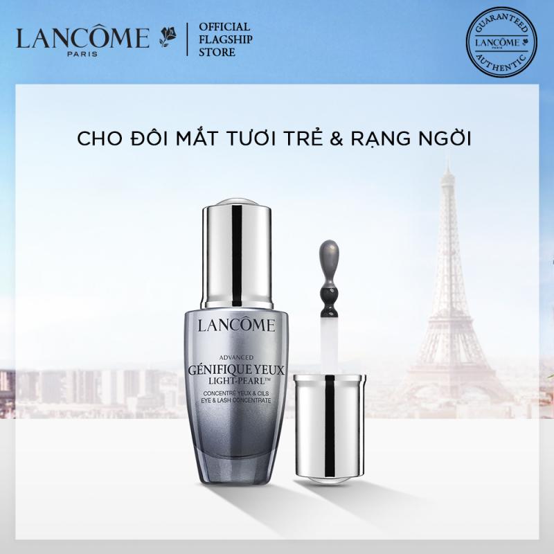 Dưỡng chất (Serum) dưỡng vùng da quanh mắt và sợi mi Lancome Advanced Genifique 20ml giá rẻ
