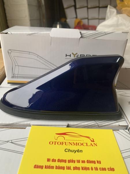 (11 màu) Ăng ten vây cá mập hàng cao cấp loại 1 có gioăng cao su hàng chính hãng hybrid -chuẩn màu xe vinfast - i10 - mazda