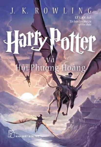 Mua Fahasa - Harry Potter Và Hội Phượng Hoàng - Tập 5 (Tái Bản 2017)