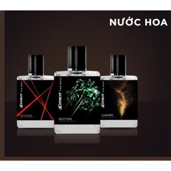 Nước Hoa Xmen For Boss 49ml Mùi Intense/Motion/Luxury