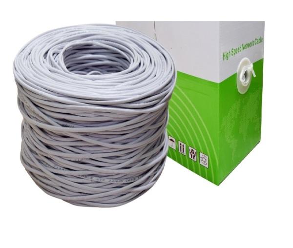 Bảng giá Dây cáp mạng 1 thùng 305 mét CAT6E dây xịn Phong Vũ
