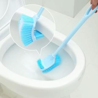 [Hàng Tốt ] Chổi cọ nhà vệ sinh 2 đầu - Chổi chà toilet, thiết kế mới kiểu dáng đa năng thumbnail