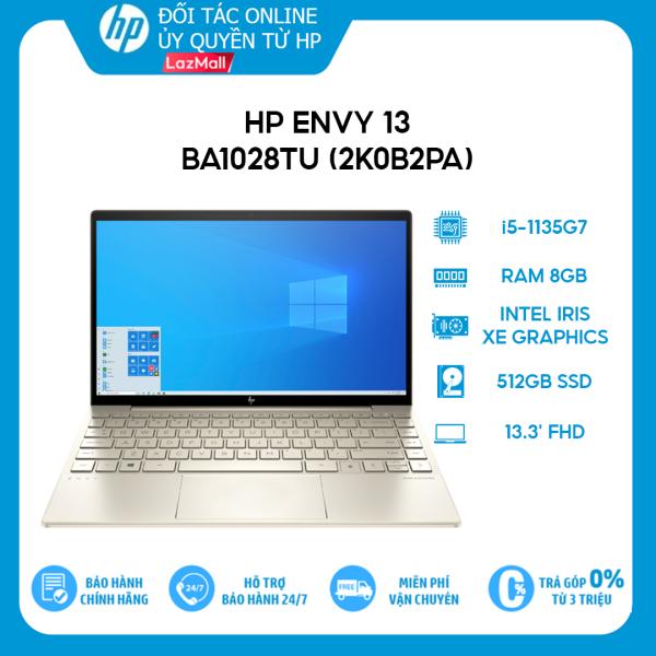 Bảng giá [VOUCHER 10% - MAX 2.5 TRIỆU] Laptop HP Envy 13-ba1028TU (2K0B2PA) i5-1135G7 | 8GB | 512GB |13.3 FHD | Win 10 | Office Phong Vũ