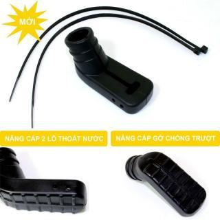 Đế cao su bọc chân chống xe máy phiên bản nâng cấp ( loại 2 dây rút ) - Gia Dụng Giá Sỉ thumbnail