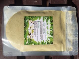 [Sale] Cám gạo Trà Xanh ( bột) đắp mặt, rửa, tẩy da chết, làm đẹp ... túi 100g thumbnail