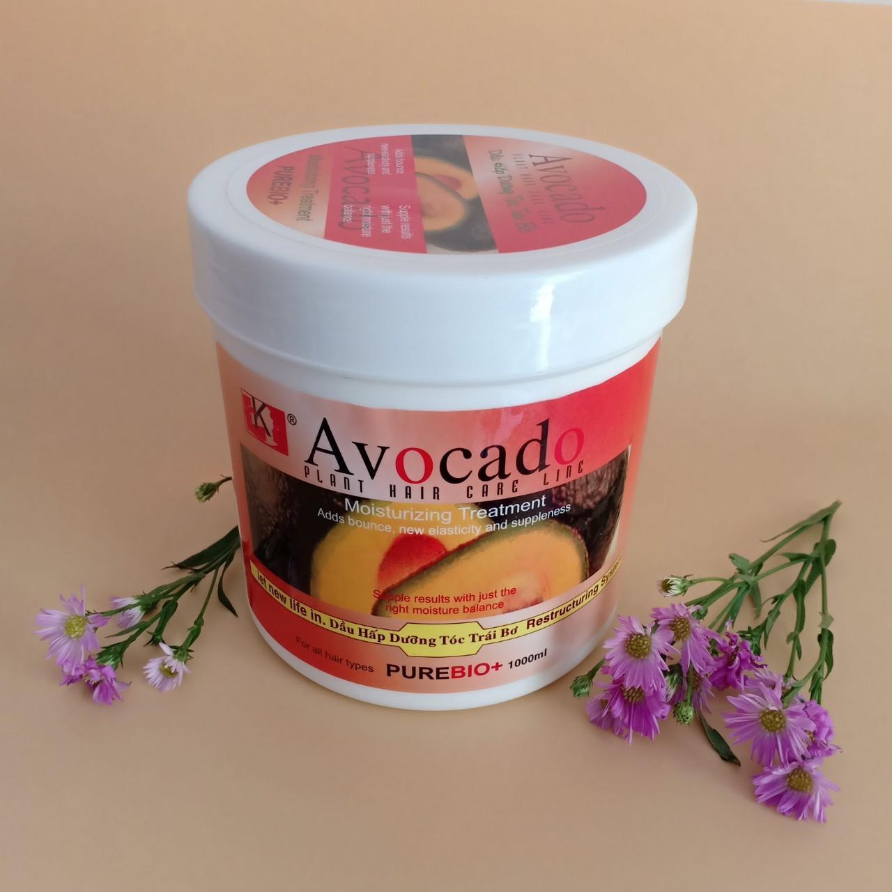 Dầu hấp dưỡng tóc trái bơ (1000ml) giá rẻ
