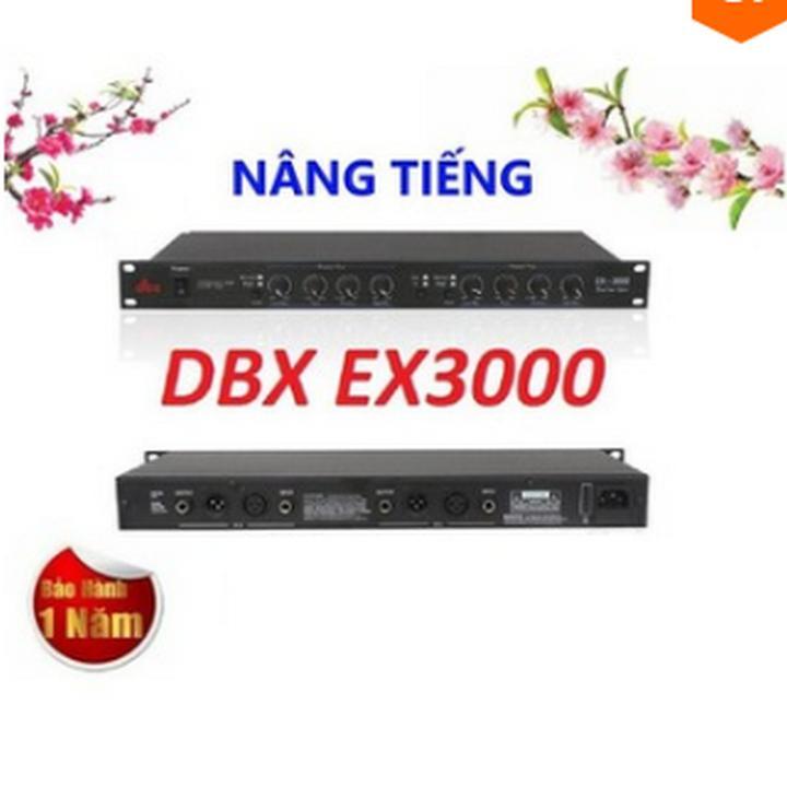 Máy nâng tiếng hát karaoke dbx- EX-3000 - 081289