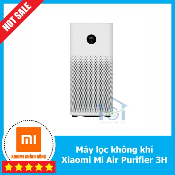 Máy lọc không khí Xiaomi Air Purifier 3H / 3C - Chính hãng - Bảo hành 12 tháng