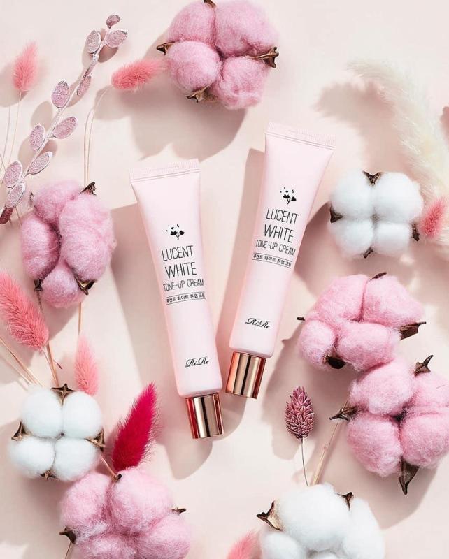 Lucent white tone-up cream