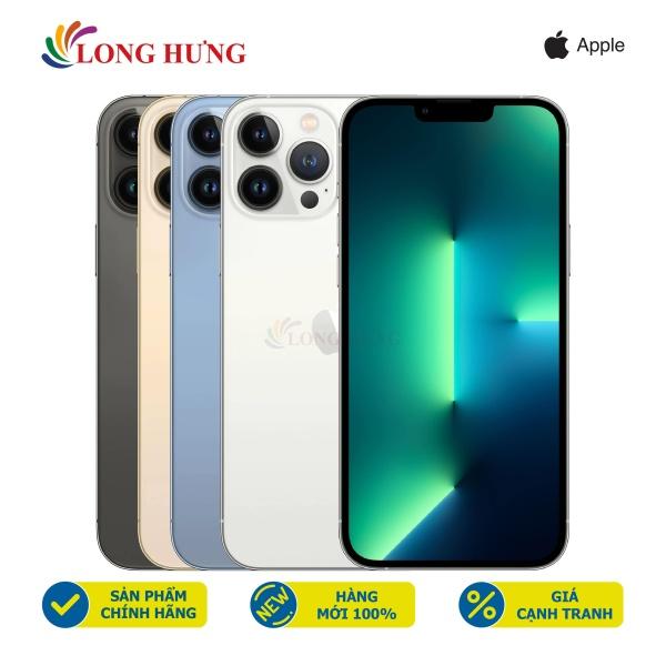 Điện thoại Apple iPhone 13 Pro Max 1TB (VN/A) - Hàng chính hãng - Màn hình cực lớn, Camera ấn tượng, viên pin sử dụng cả ngày dài