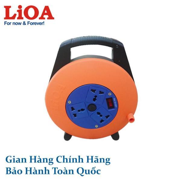 Ổ cắm điện LiOA kiểu xách tay XTD10-2-10A 10 mét giá rẻ