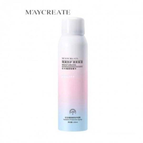 Xịt chống nắng trắng da Maycreate 150ml spf35, sản phẩm đa dạng, chất lượng tốt, an toàn sức khỏe người sử dụng, vui lòng inbox để shop tư vấn thêm nhập khẩu