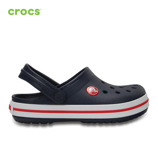 CROCS Giày Lười Trẻ Em Crocband Clog 204537 giá rẻ