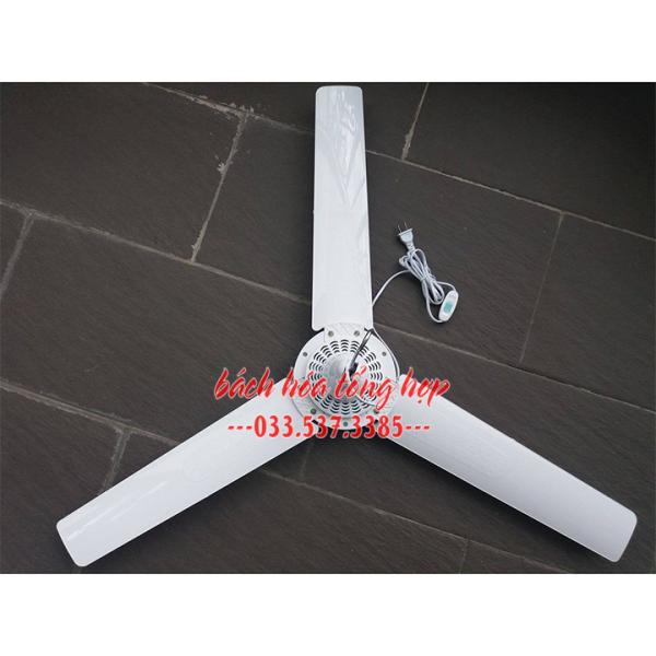 Quạt trần mini HY-1050mm 3 cánh, quạt màn, quạt treo, quạt đuổi côn trùng, quạt màn, quạt mùng, quạt có móc treo, quạt mini siêu mát