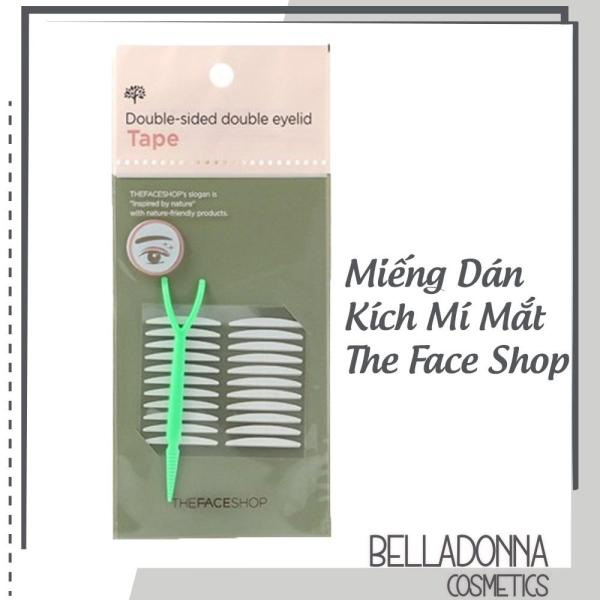 Miếng dán kích mí The Face Shop giá rẻ