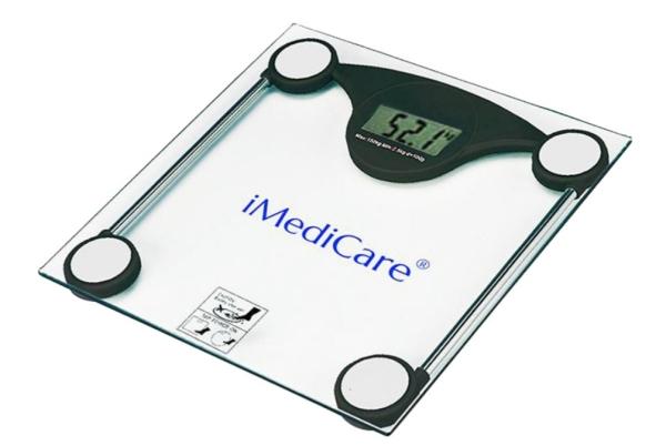 Cân điện tử iMediCare iS-303- Thiết bị y tế Thịnh Anh
