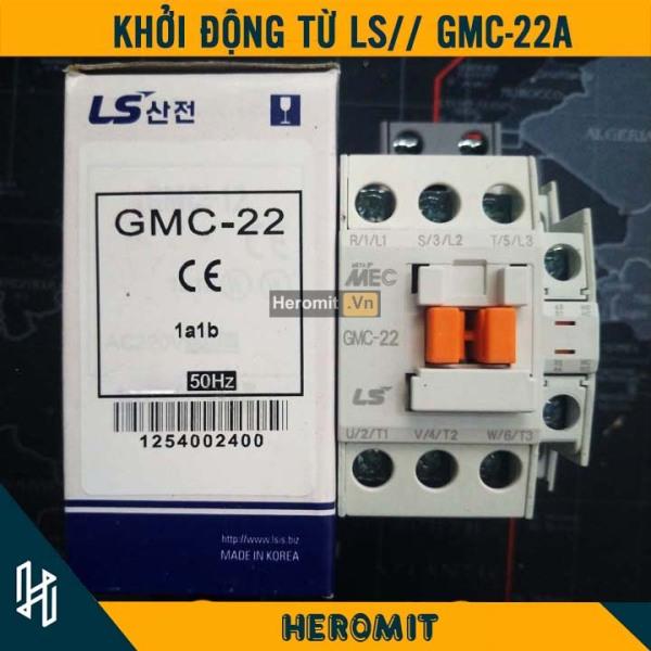 Khởi Động Từ LS GMC 22A 32A 40A 220V chất lượng cao