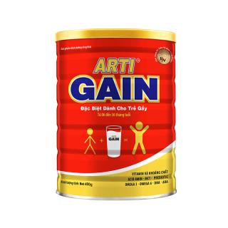 Sữa Arti Gain ĐỎ 400& 900 Gr - Tăng cân hiệu quả cho trẻ gầy - NPP chính hãng thumbnail