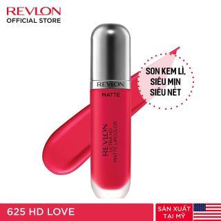 Son kem lì siêu nét Revlon Ultra HD Matte Lipcolor 5.9ml thumbnail