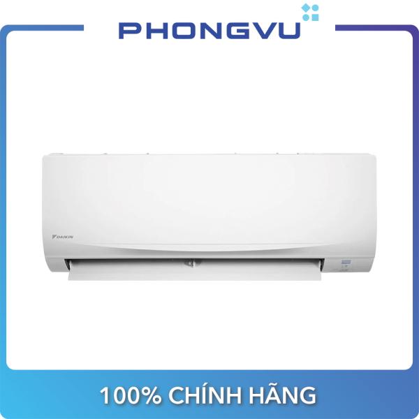[Trả góp 0%]Máy lạnh Daikin 1.5 HP ATF35UV1V - Bảo hành 12 Tháng - Miễn phí giao hàng Hà Nội & TP HCM