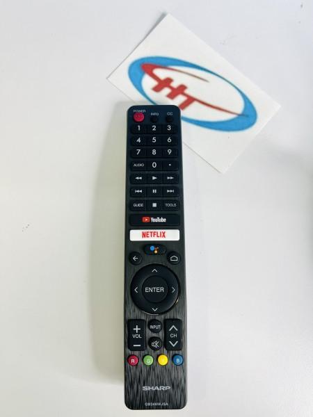 Bảng giá Remote Tivi SHARP Voice (giọng nói)