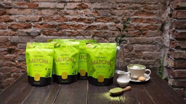 [ BỘT TRÀ XANH MATCHA-OFF50%], MATCHA trà GUỘC, nguyên chất, không chất bảo quản, ĐẮP MẶT NẠ, thức uông GIẢM CÂN, PHA CHẾ ĐỒ UỐNG, LÀM BÁNH…., khả năng chống lão hóa,[yashuishop] giá rẻ