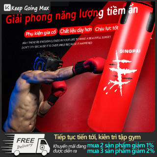 Bao cát boxing đấm bốc hiệu JINGPAI tập quyền đạo, bao cát dạng treo tập gym đấm bốc kiểu Thái dụng cụ tập gym tại nhà Keep Going Max thumbnail