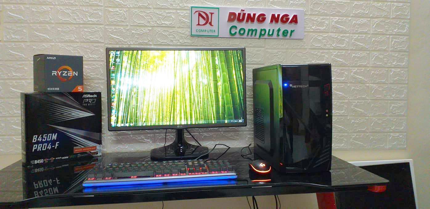 Bộ PC 3tr chiến LOL, Dota, CF Max setting kèm màn 20 inch Nhật Bản