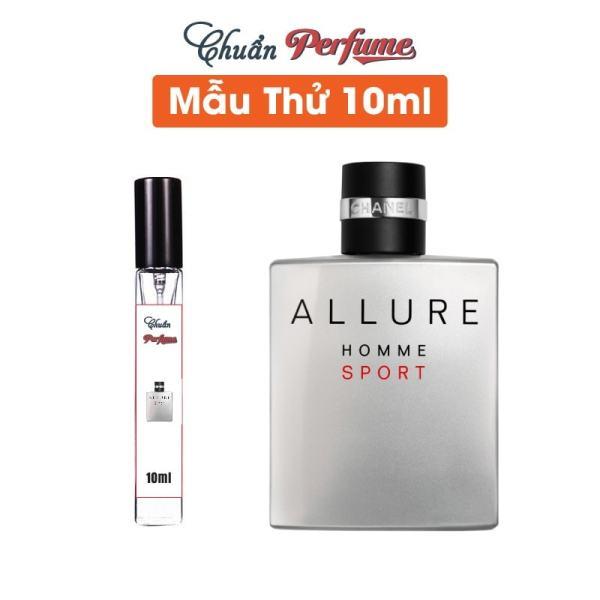 [Mẫu Thử 10ml] Nước Hoa Nam Chanel Allure Homme Sport EDT Chiết 10ml » Authentic Perfume