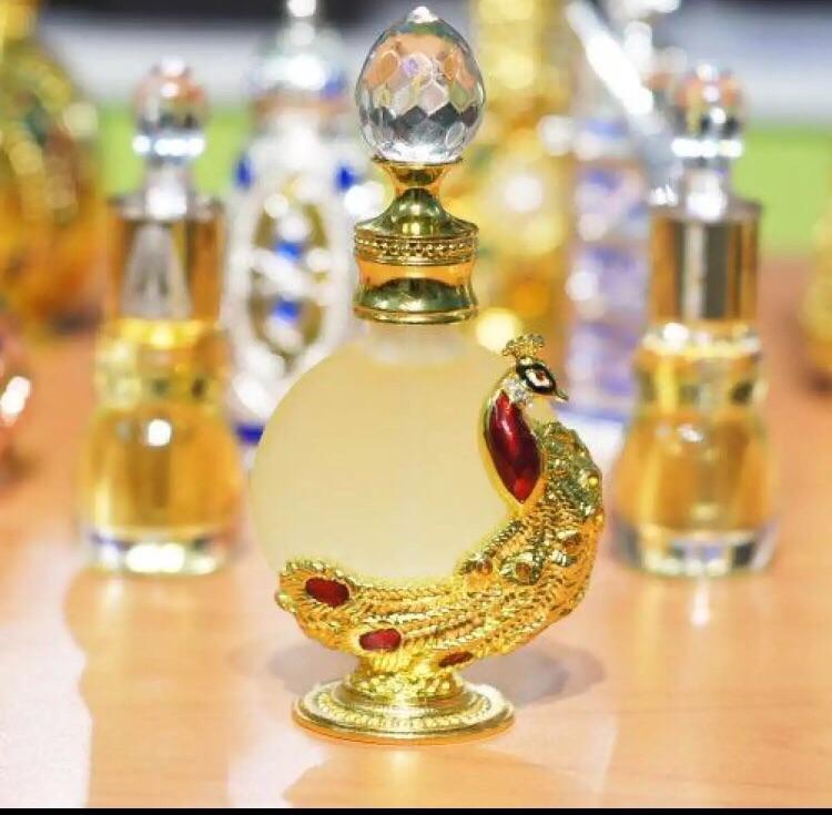 Tinh dầu nước hoa Dubai (con công) nhập khẩu