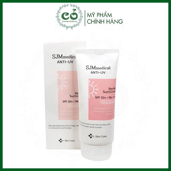 Kem Chống nắng SJM Medical Anti UV Perfect SunScreen