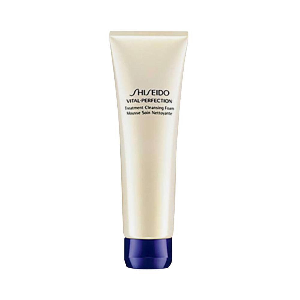Sữa Rửa Mặt chống lão hóa Shiseido Vital Perfection Treatment Cleansing Foam 30ml