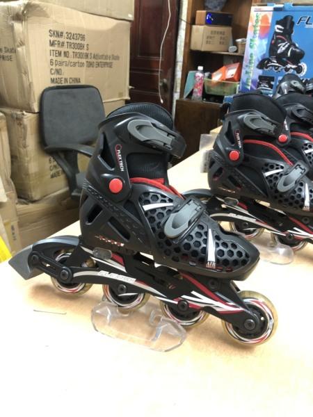 Giá bán Giày trượt Patin FLEXTECH mẫu mới xuất nhật tặng bộ bảo vệ tay chân