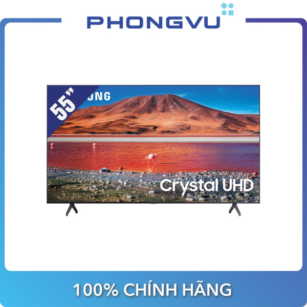 Bảng giá [Trả góp 0%] Smart Tivi Samsung 4K 55 inch UA55TU7000KXXV - Bảo hành 24 tháng - Miễn phí giao hàng Hà Nội & Hồ Chí Minh