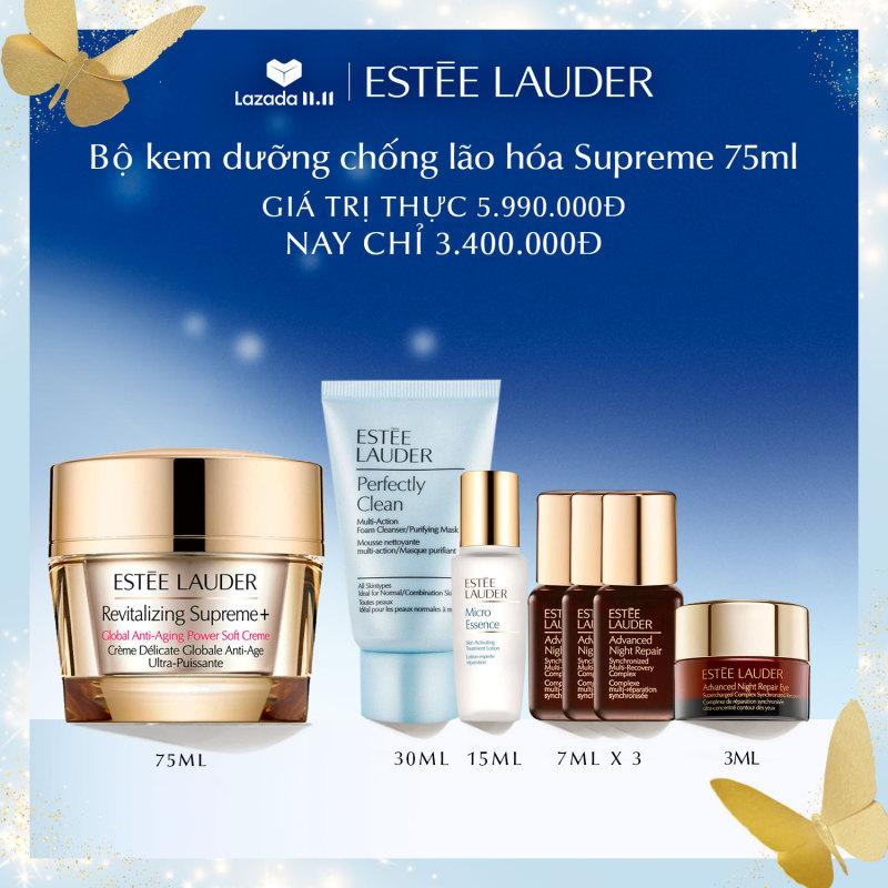 Kem dưỡng chống lão hóa Estee Lauder Revitalizing Supreme+ Global Anti-Aging Power Soft Crème 75ml giá rẻ