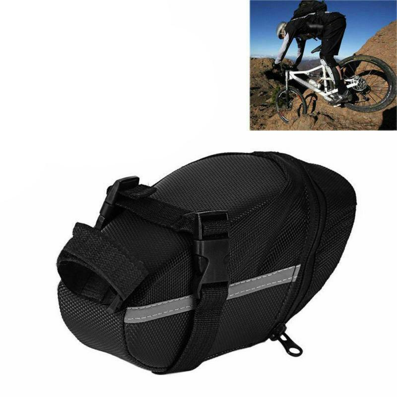 Bike Rear Saddle Pouch Bag or Front Pouch Bag For Brompton or Folding Bikes