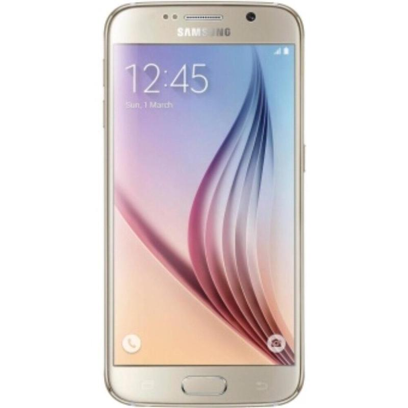 Samsung Galaxy S6 (Màu vàng ) ram3 32gb nhập khẩu