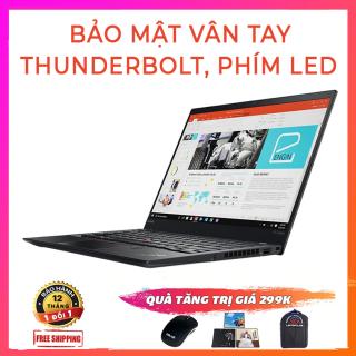 [Trả góp 0%]Lenovo ThinkPad X1 Carbon Gen5 Bảo Mật Vân Tay Thunderbolt Phím Led i5-6300U VGA Intel HD 520 RAM 8G SSD 256G Màn 14 Full HD IPS thumbnail