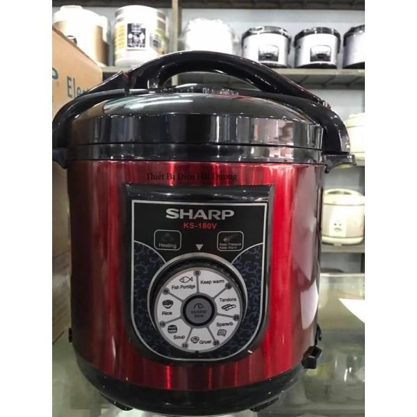 Bảng giá Nồi áp suất điện Sharp KS-180 (6 lít) Điện máy Pico