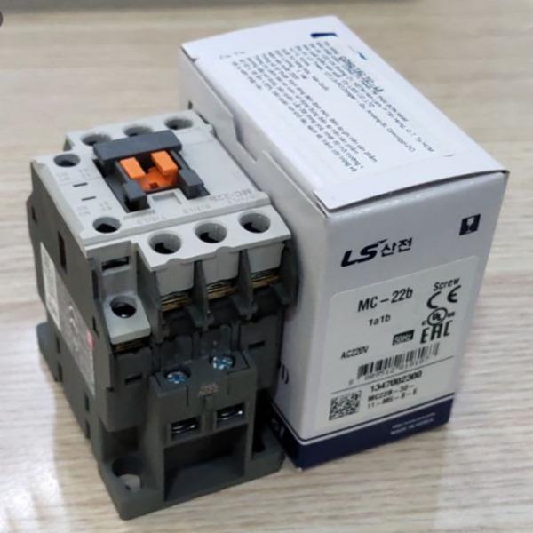 Khởi Động Từ LS MC 22A Contactor