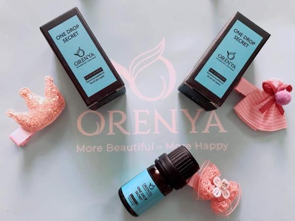 Nước hoa vùng kín Orenya nhập khẩu