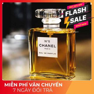 Nước Hoa Chanel Số 5 Vàng Bản EDP 100ml thumbnail