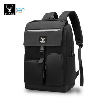 Balo Unisex Thời Trang Cao Cấp Có Phản Quang & Cổng Sạc USB Praza - BL183 thumbnail