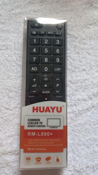 Bảng giá REMOTE ĐIỀU KHIỂN TIVI TOSHIBA LCD LED HUAYU L890+ CÓ HỘP
