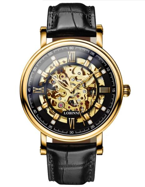 Đồng hồ nam Lobinni No.9010-8