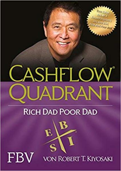 Mua Cashflow Quadrant: Rich dad poor dad (  Dòng tiền góc phần tư: Cha giàu cha nghèo) - Hanoi bookstore