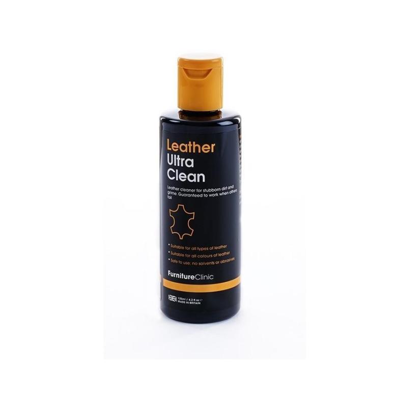 Chuyên vệ sinh nội thất da cao cấp - Leather Ultra Clean 250ml