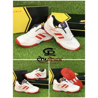 Giày Tennis 046 Sọc Đỏ Dành Cho Nam Nữ thumbnail
